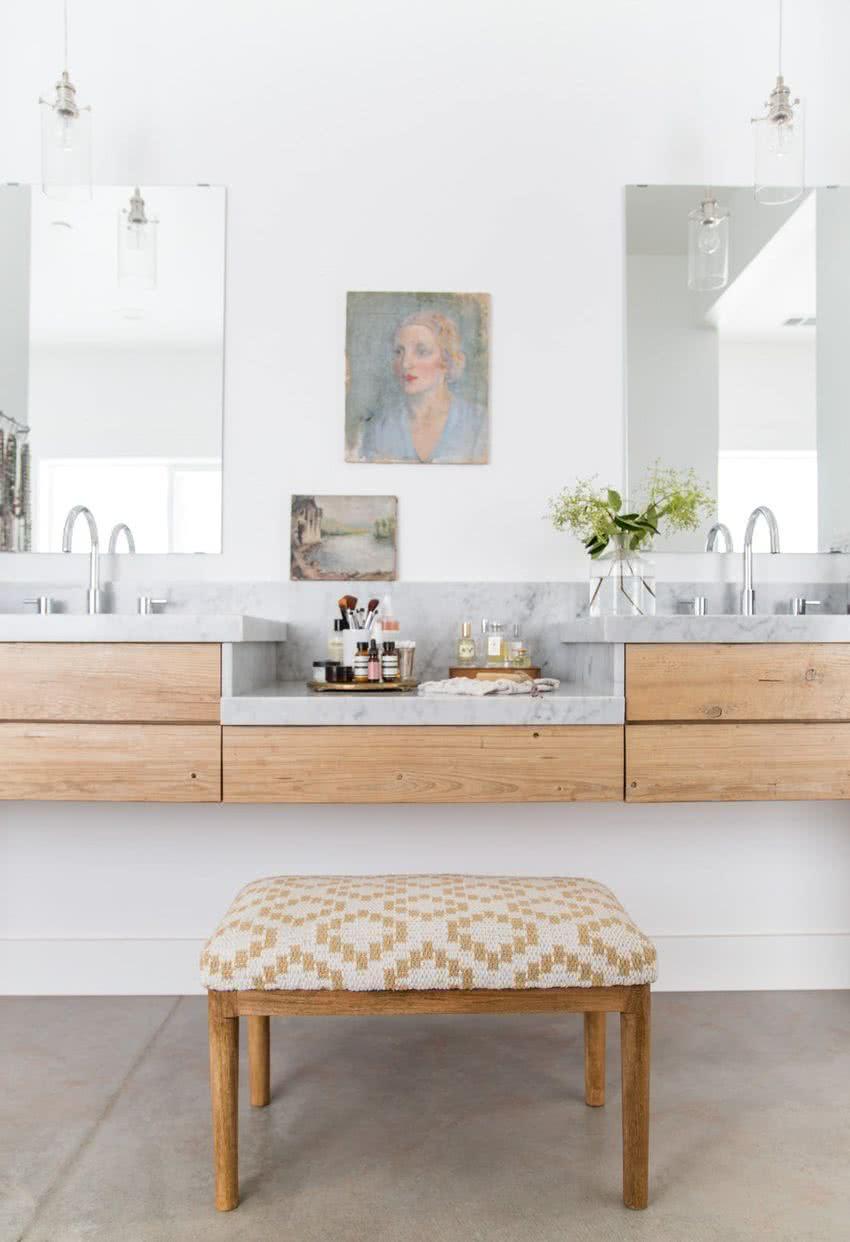 Baños Pequeños Modernos 2019 80 Fotos e Ideas de decoración
