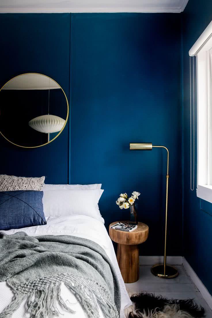 Colores para dormitorios 2020 2019 ideas para combinar - Pintar pared dormitorio ...