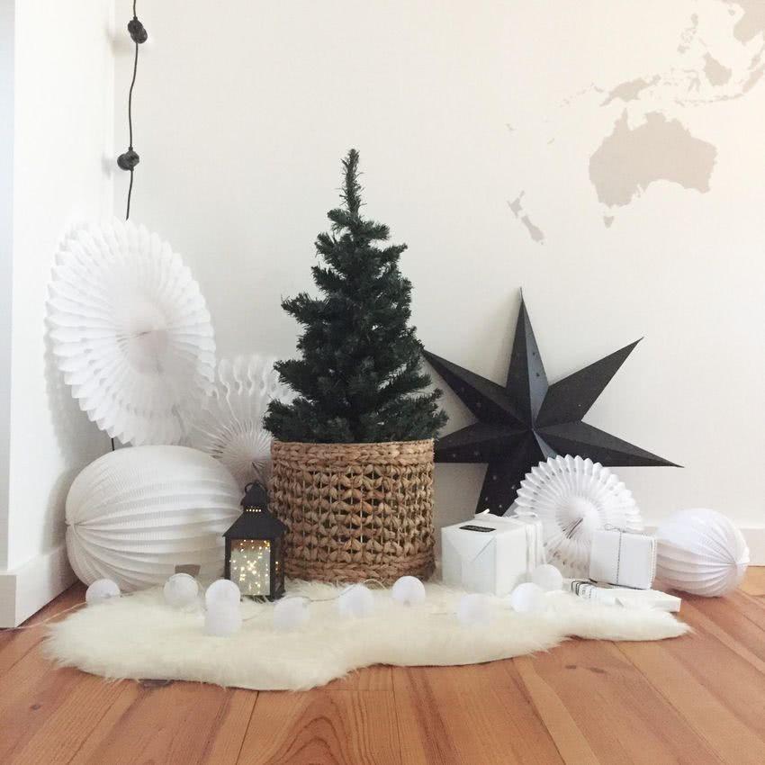 Decoraci n de rboles de navidad 2018 2019 ecoraideas for Cdiscount decoration