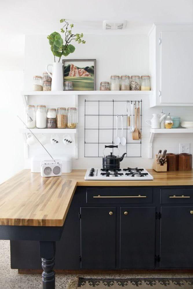 Cocinas de madera 2018 + de 80 fotos y tendencias – Decora Ideas