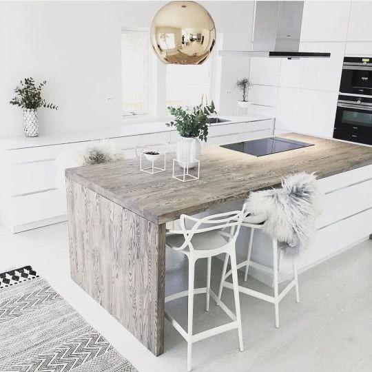 Cocinas con isla 2019 100 imágenes, ideas y tendencias