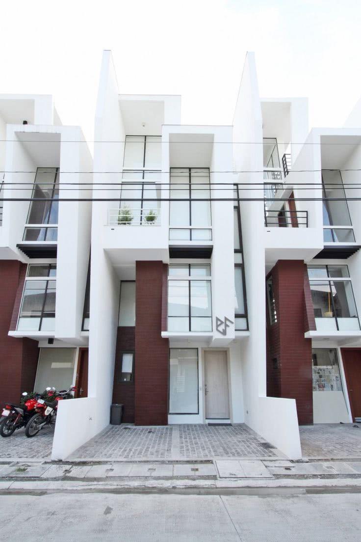 Colores para exteriores y fachadas de casas 2019 for Modelos de casas exteriores