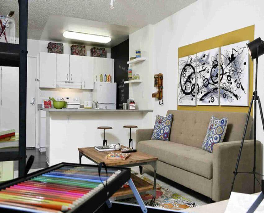 Lujoso Isla De Cocina Con Hoja Plegable Galería - Ideas de ...