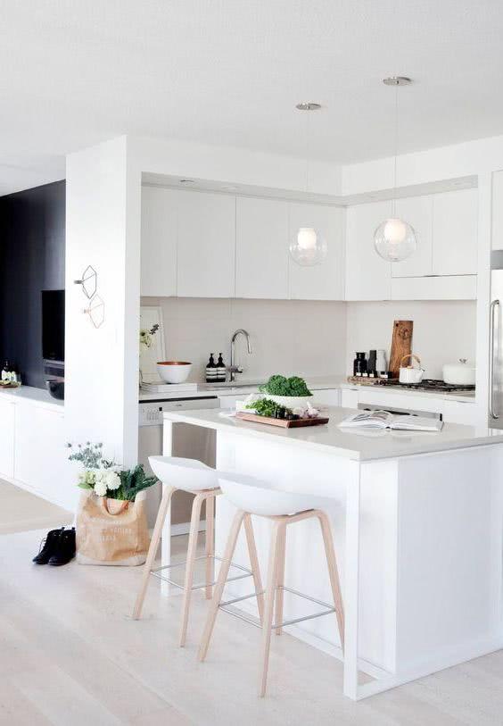 Cocinas Con Isla 2020 100 Imagenes Ideas Y Tendencias