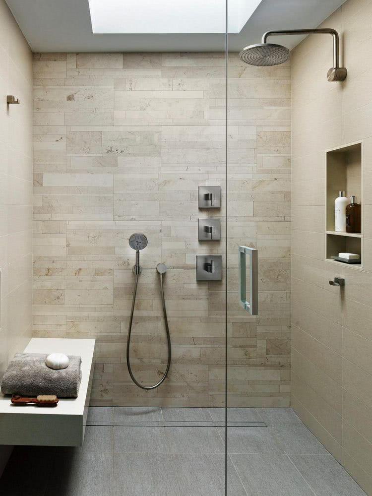 las duchas grandes y de la relajacin las duchas italianas se caracterizan por su gran tamao sin plato de ducha expuesto y por lo general tienen - Duchas Grandes
