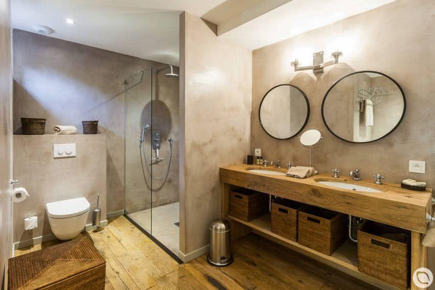 Dise os de ba os 2019 estilos y consejos ecoraideas for Disenos de banos modernos para casas