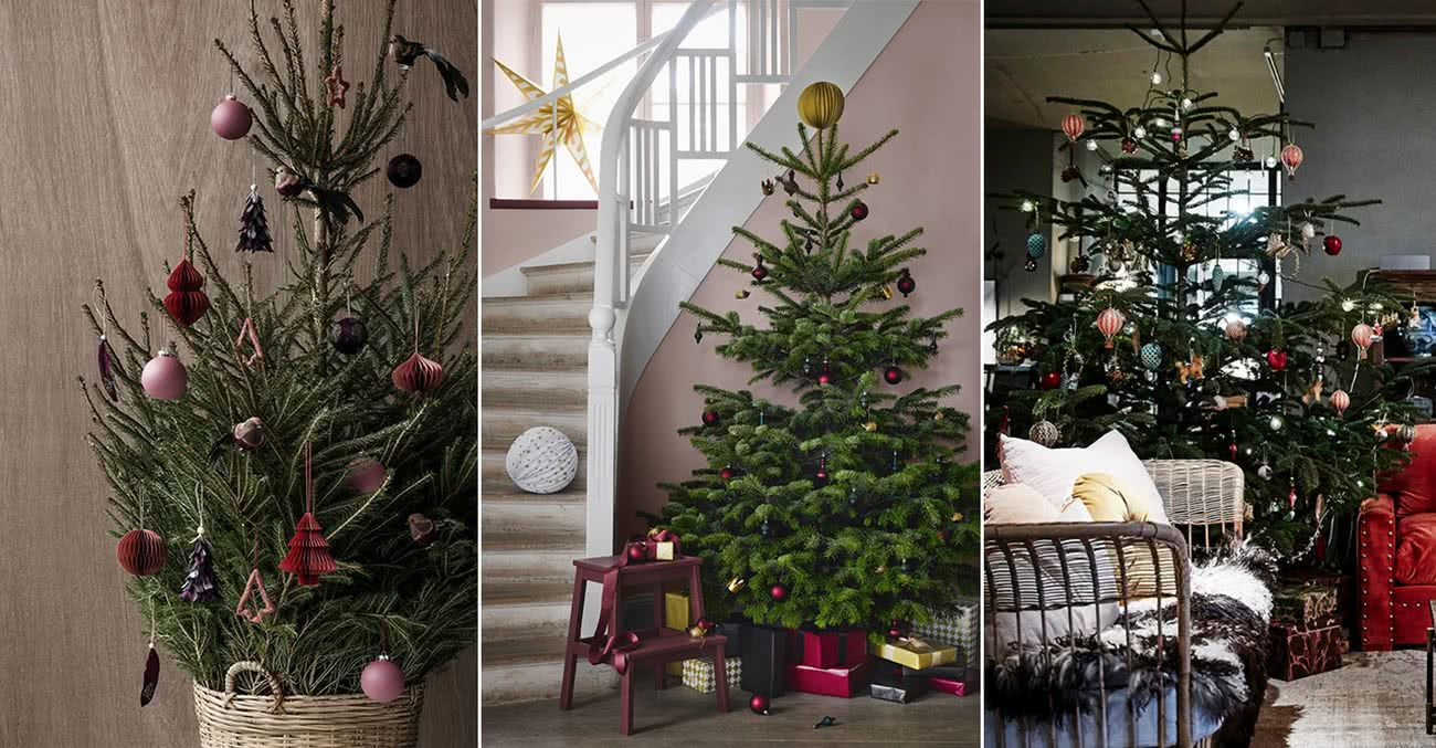 Decorar Salon Navideno.Decoracion De Arboles De Navidad 2019 2020 Decoraideas