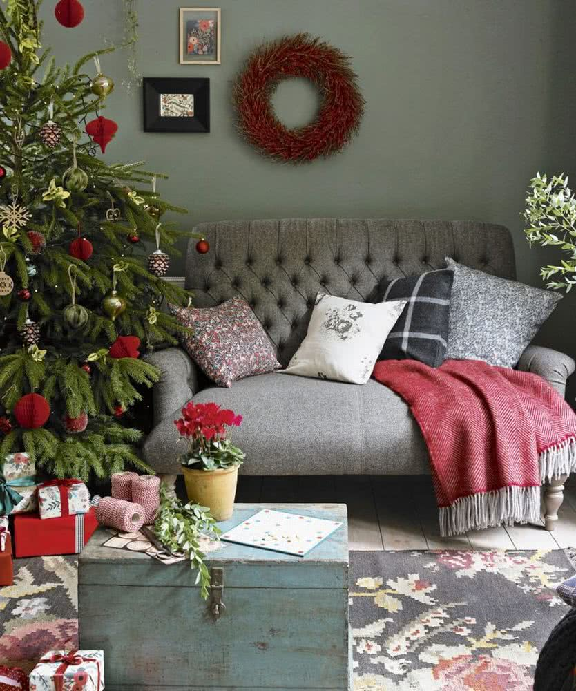 Como Decorar Tu Casa En Navidad 2019.Decoracion Navidena 2019 2020 Decoraideas