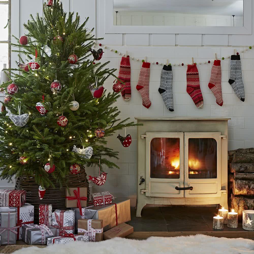 Como Decorar Mi Casa En Esta Navidad 2019.Decoracion Navidena 2019 2020 Decoraideas