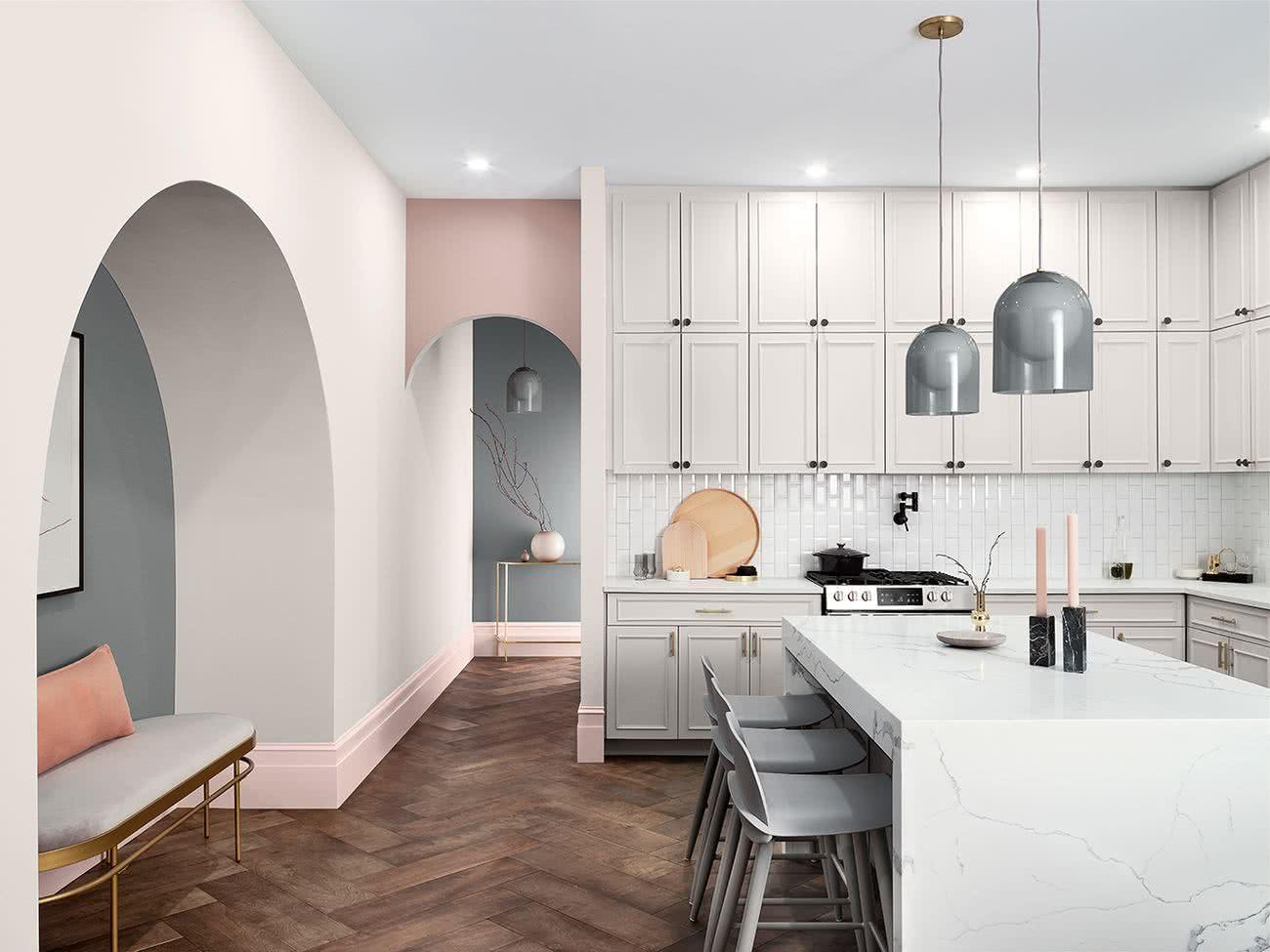Colores para interiores paredes y pintura 2020 2019 de moda - Tonos de pintura ...