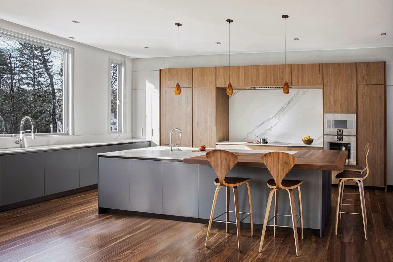cocinas en l modernas Cocinas Modernas 2020 2019 Diseos Modelos 150 Imgenes