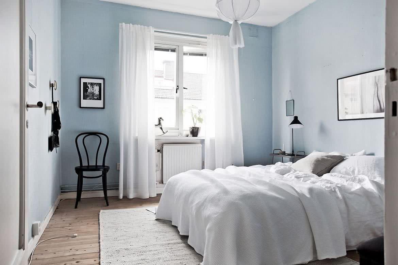 Colores para dormitorios 2020 ideas para combinar - Colores pared dormitorio ...