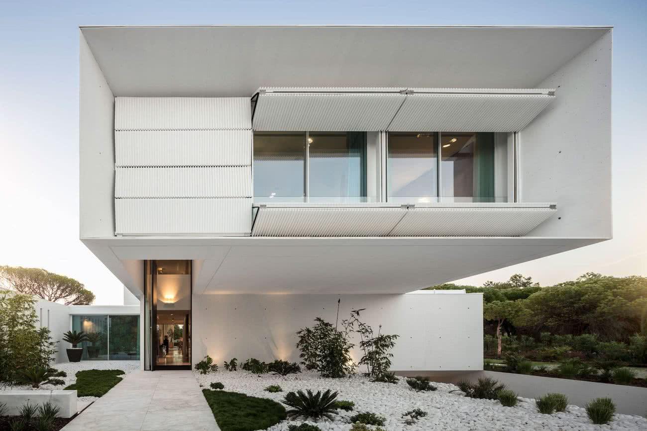 Fachadas De Casas Modernas 2020 De 70 Fotos