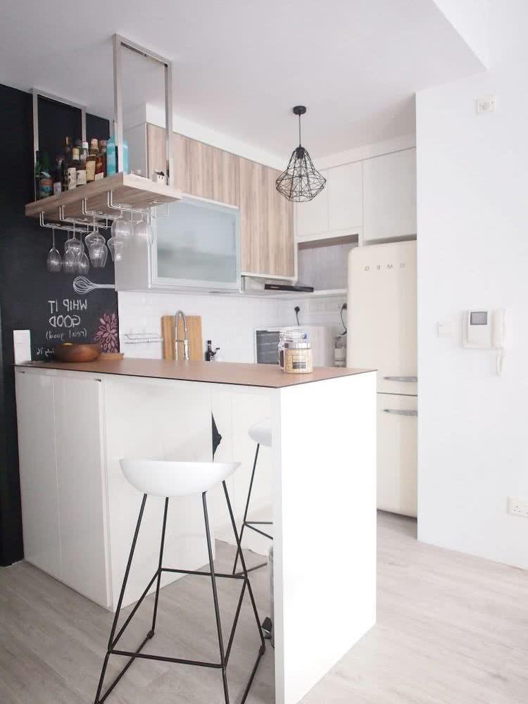 Cocinas Pequeñas Modernas 2020 2019 + de 150 Fotos e Ideas