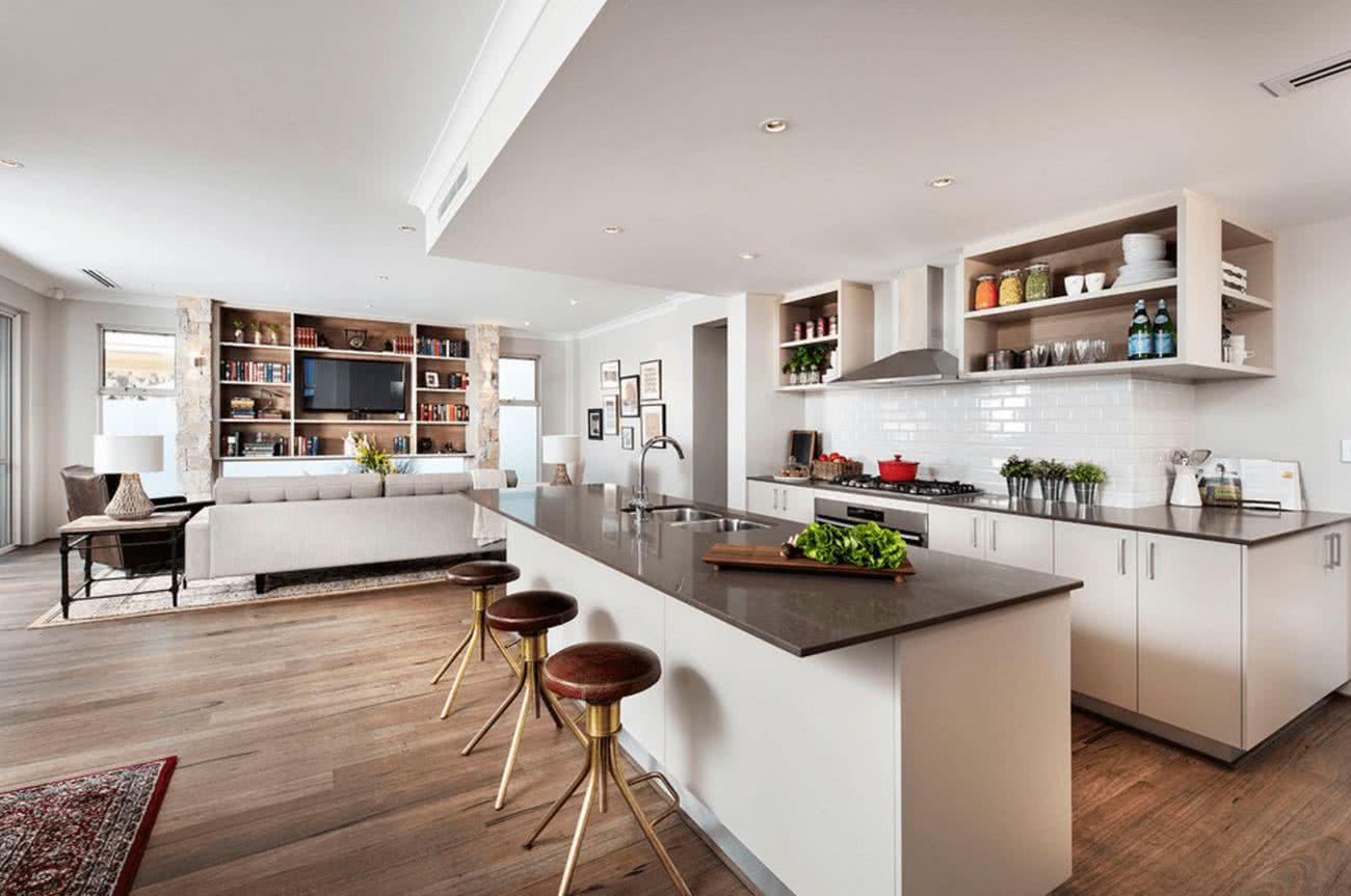 Cocinas Modernas 2021 - Diseños Modelos 150 Imágenes