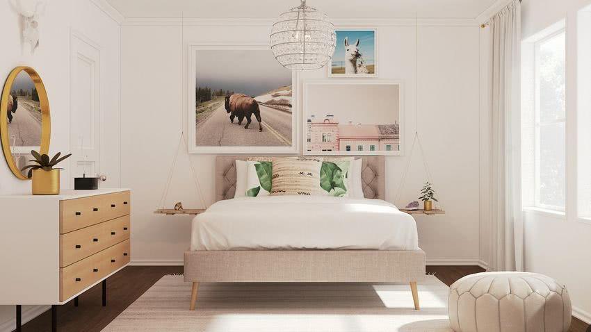 ideas de diseño de dormitorio para mujeres Dormitorios Juveniles 40 Fotos E Ideas De Decoracin