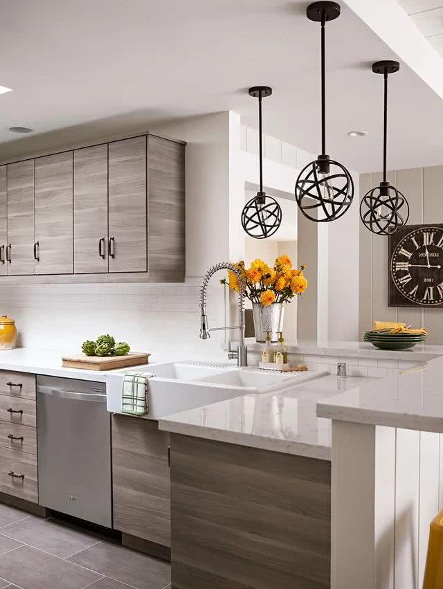 Cocinas Modernas 2020 – Diseños Modelos 150 Imágenes