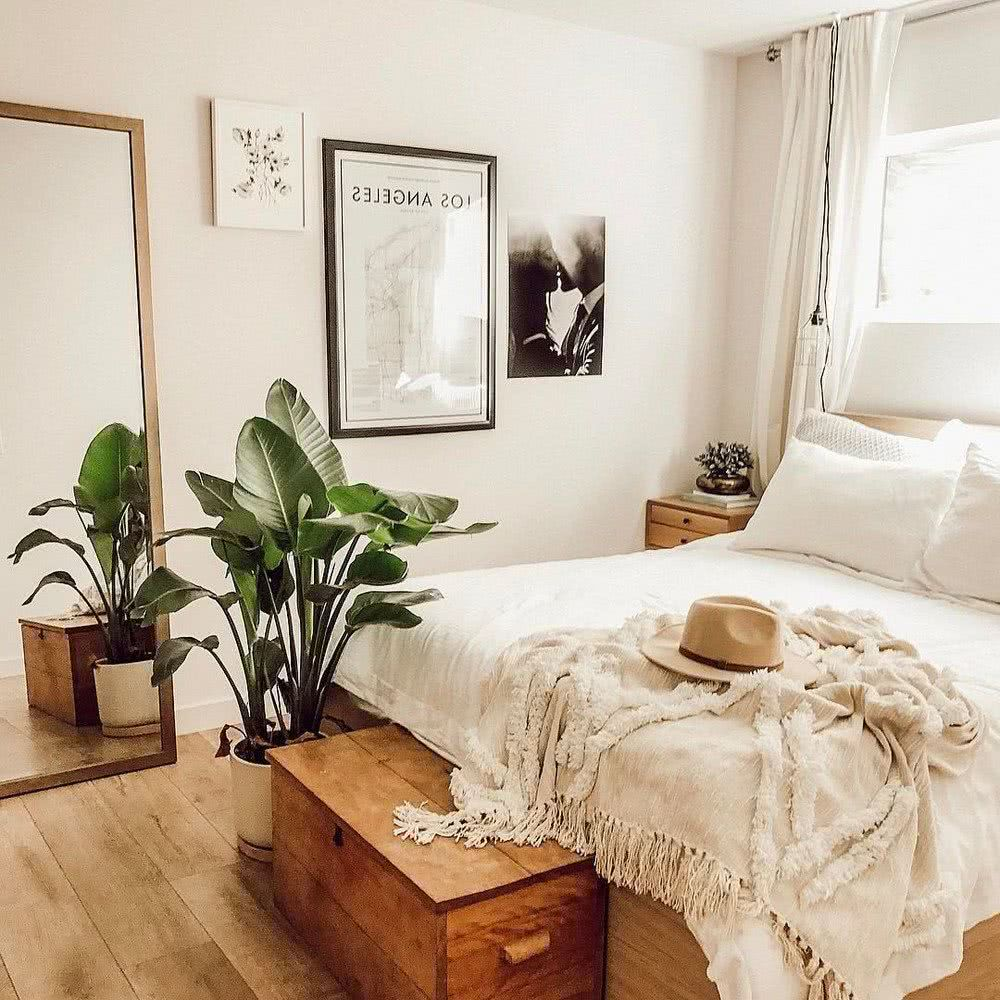 Decoraci n de dormitorios 2020 2019 tendencias y 130 fotos - Decoracion cortinas dormitorio ...