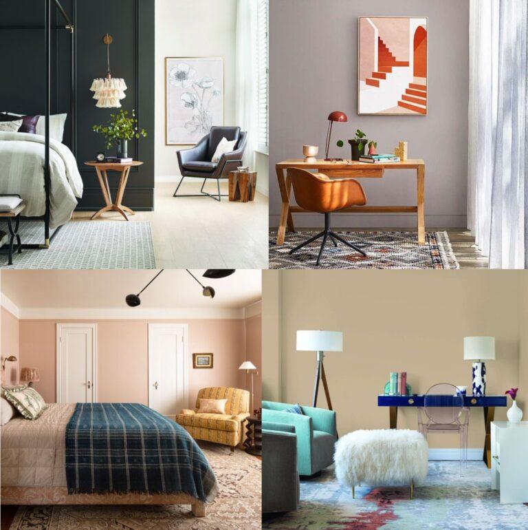 Colores para Interiores y Paredes